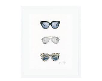 Mikoh Sunglasses Giclee Print
