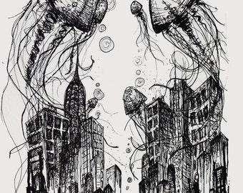 Jellyfishpocalypse