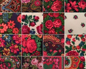 Neoprene padded iPhone 6 sleeve from traditional Russian shawl - pick a shawl you like