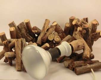 Driftwood light Peete