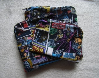 Made to Order: Snack bag variety set, 3 bags.