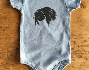 Buffalo onesie
