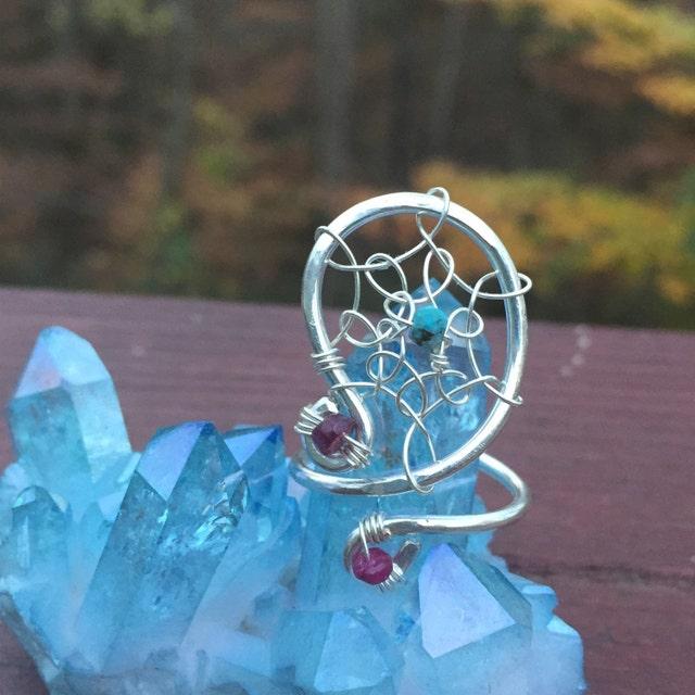 handmade custom jewelry crystals by wingostarrjewelry on etsy