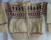Chucky Childrens Jacket Sweater