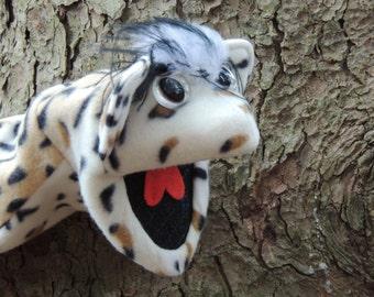Spot, a critter puppet!