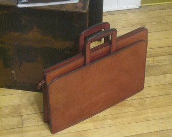 Schlesinger Brothers SALE!!! Briefcase /  Korchmar Leather briefcase