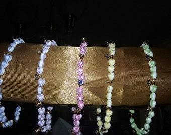 My Lovely Hearts Bracelet