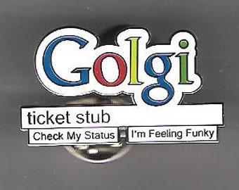 Phish Golgi/Google Pins