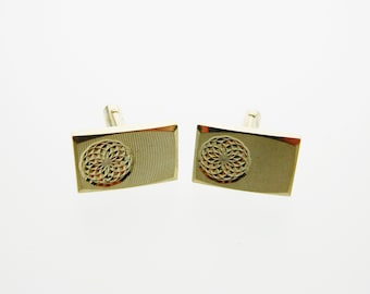Etch-A-Sketch Cuff Links - CL003