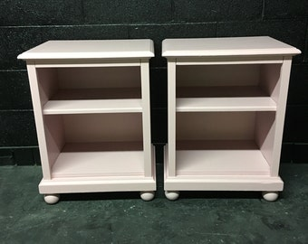 Cotton Candy Nightstand Set