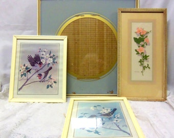 Off White Picture Frame Bundle