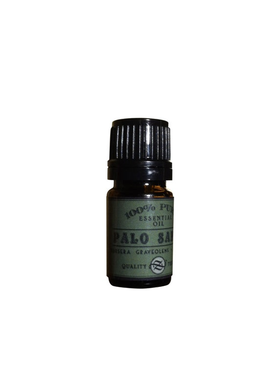 Palo Santo Essential Oil (Holy Wood), Bursera graveolens, Ecuador - 5 ml
