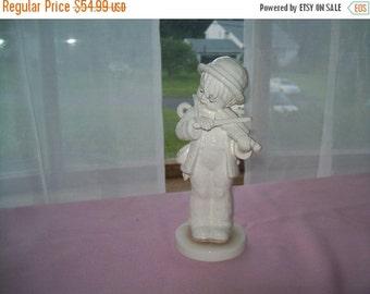 ON SALE MJ Hummel Goebel Expressions of Youth figurine Littler Fiddler 7 1/2 inch