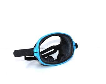 Soviet diving mask Vintage scuba diving mask Vintage snorkelling mask Soviet swimming mask Soviet diving goggles Vintage diving mask