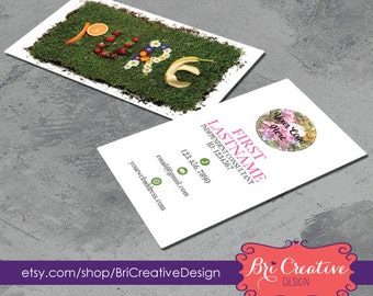 Business Card Design / Direct Selling Business Card Design