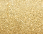 Gold Glitter - Vinyl Photography Backdrop Floordrop Prop