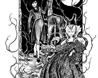 The Dream Of John Segundus Art Print