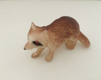 Miniature Raccoon Squirrel Collectible Figurine Craft Project Supply Dollhouse CHOICE of ONE