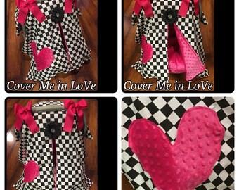 Checkered Flag Cover Etsy