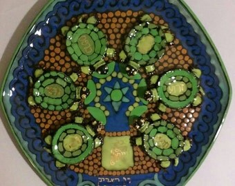 Little Turtle Seder Set