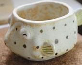 Puffer , blowfish , 5 oz, Ceramic Mug
