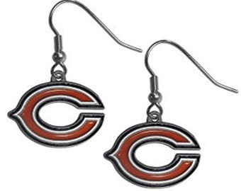 Chicago Bear Earrings