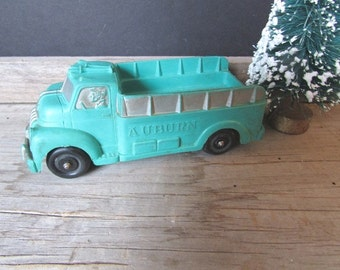 Auburn Rubber Truck Vintage Toy No. 513