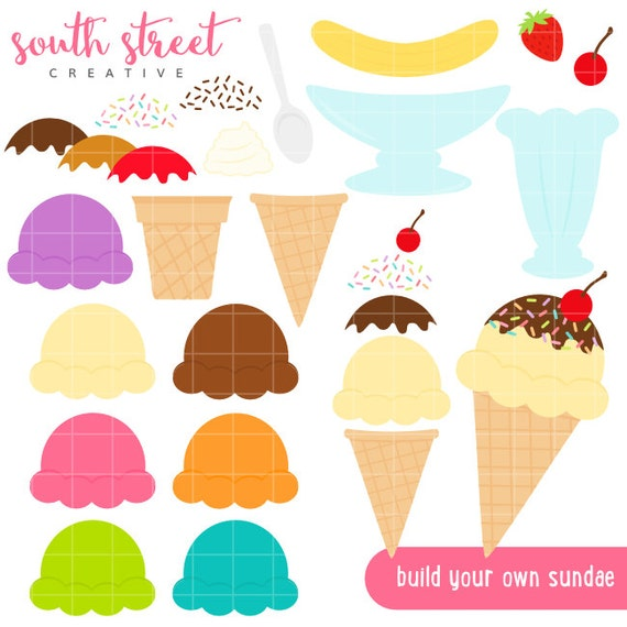 Ice cream maker build your own sundae cute by for Design your own commercial building
