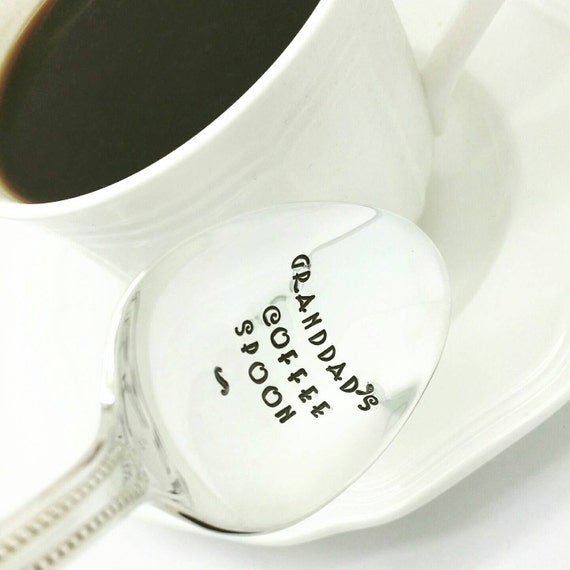 grandpas coffee spoon