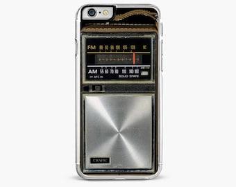 Retro Vintage Radio iPhone Case IPHONE CASE | iPhone 6/6S | iPhone 6/6S Plus | iPhone 5/5S | iPhone 5C | iPhone 4/4S case