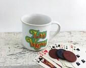 ON SALE Kitschy Vintage Las Vegas Mug
