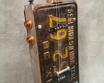 Medicine Man  Guitars