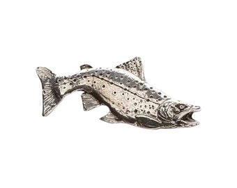 Brown Trout Curved - Refrigerator Magnet - F010M,FC010M,FP010M