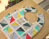 Industrial Triangles : Plastic Lined Bib