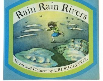 Rain Rain Rivers, Inscribed by Uri Shulevitz