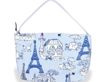 Girls Viva L' France Mini Tote