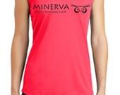NEW Minerva Muses Running Club Tank