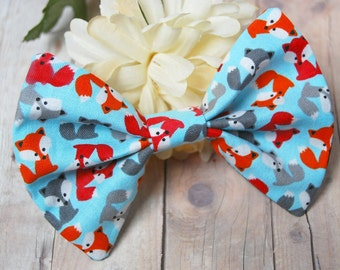 Forest Foxes Bow
