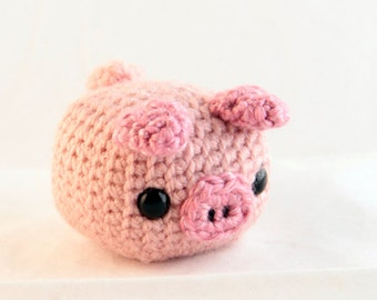 Piggy - Amigurumi Doll Plush