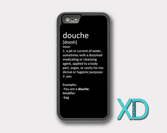 Association De Couleur Avec Le Rouge : Douche Definition iPhone Case Dirty iPhone Case Douche