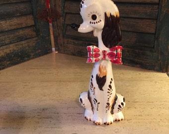 Mid Century Decorative Dog