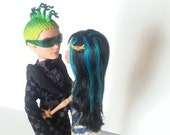Monster Boy Doll Black Suit for Prom MH Limited Edition