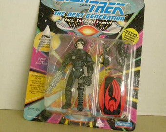 Star Trek The Next Generation Borg  5 Inch Figure New in Package