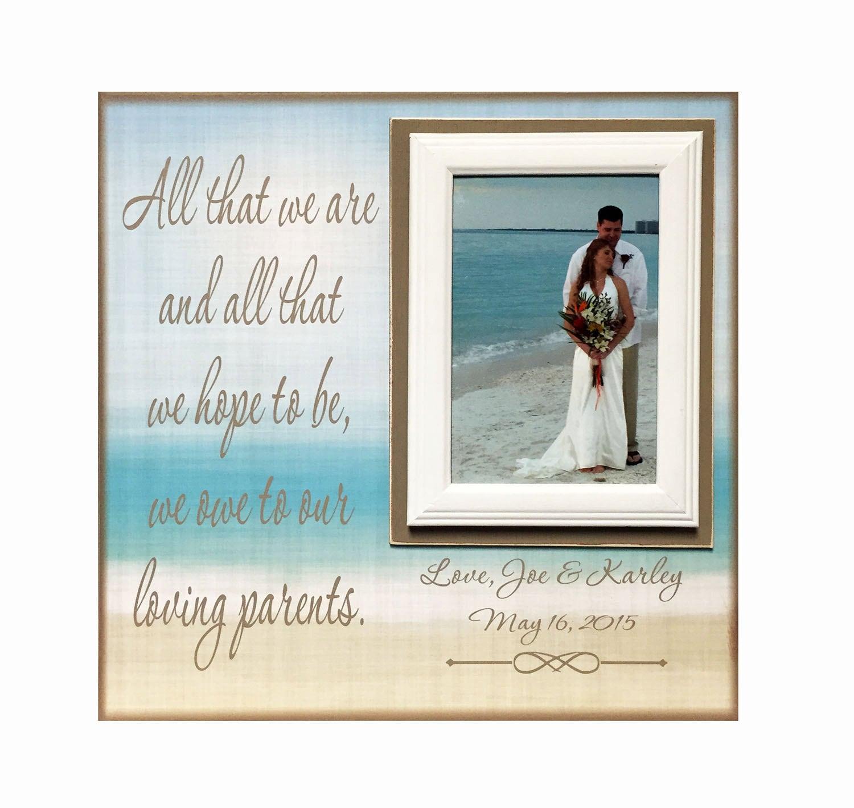 Wedding Gift If Destination Wedding : Beach Wedding Destination Wedding Thank You Wedding Gift
