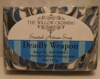 Deadly Weapon Soap