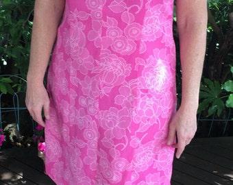 Vintage Ladies'  Dress, Size Medium