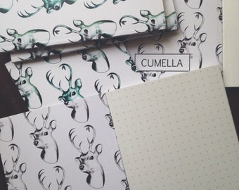 A6 Stag Notebook