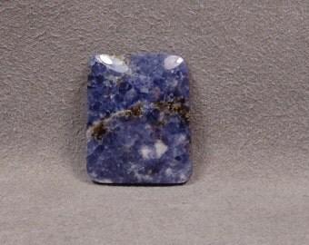 BLUE SCAPOLITE Cabochon