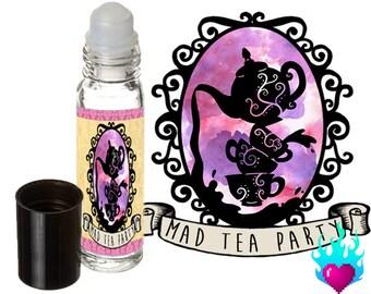 Mad Tea Party - Alice in Wonderland Perfume Oil