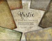 Rustic - Fine Art Textures, Photoshop Textures